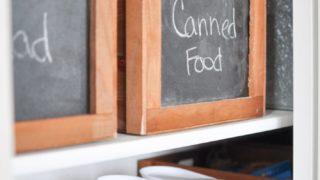 Farmhouse Pantry Organization Tips