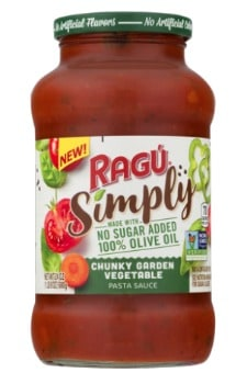 graphic relating to Ragu Printable Coupons identify Printable Coupon: $0.75 off Ragu Merely Pasta Sauce +