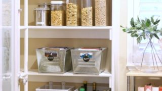 How to Create an Organized Pantry in 5 Simple Steps