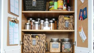 How to Completely Organize Your Pantry