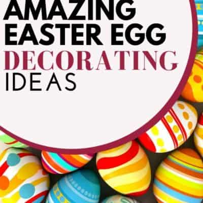 5 Amazing Easter Egg Decorating Ideas
