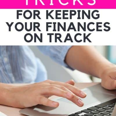 6 Tricks to Keep Your Finances on Track this Year