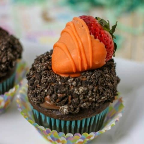 Carrot Patch Cupcakes Recipe