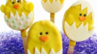 Hatching Chicks Rice Krispies Treats- Hungry Happenings
