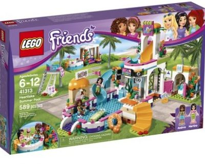 LEGO Friends Heartlake Summer Pool: $32.99 (34% off) + FREE In-store Pickup