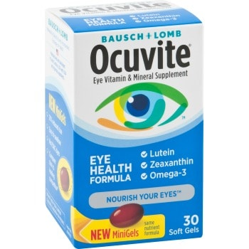Printable Coupon: $3 off Ocuvite Product + Walmart Deal