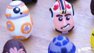 How to Make Edible Star Wars Easter Eggs (With Video Tutorial)