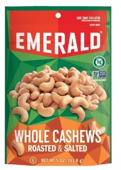Printable Coupon: $1 off Emerald Nuts + Target Deal