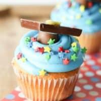 Graduation Cupcakes Recipe