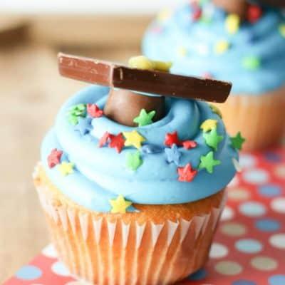 Graduation Cap Cupcakes Recipe