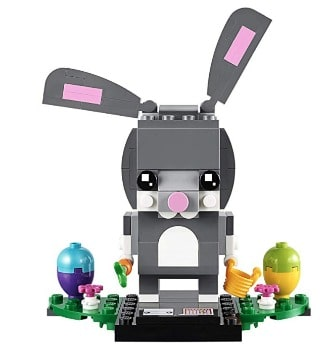 LEGO BrickHeadz Easter Bunny: $7.99 (20% off)