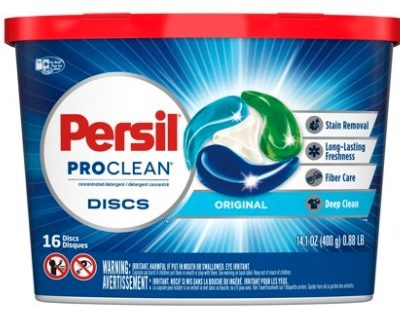 Printable Coupon: $2 off Persil ProClean Laundry Detergent + Walmart Deal