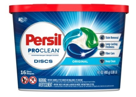 photo about Persil Printable Coupon identify Printable Coupon: $3 off Persil ProClean Laundry Detergent +