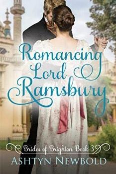 FREE Kindle Book: Romancing Lord Ramsbury (Brides of Brighton Book 3)
