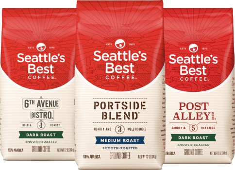 photo relating to Printable Rogaine Coupon identify Printable Coupon: $1 off Seattles Simplest Espresso + Walmart