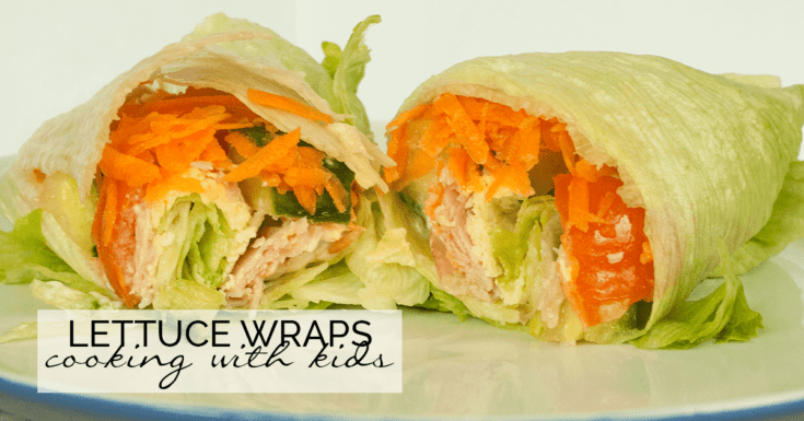 Simple Lettuce Wrap