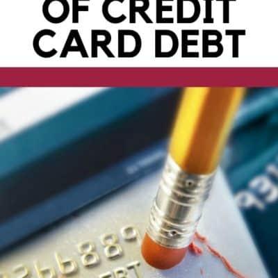 5 Tricks to Take Control of Credit Card Debt