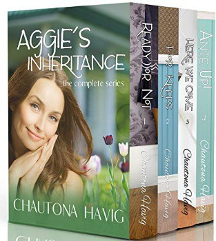 FREE Kindle Book: Aggie's Inheritance: The Complete 4 Book Collection