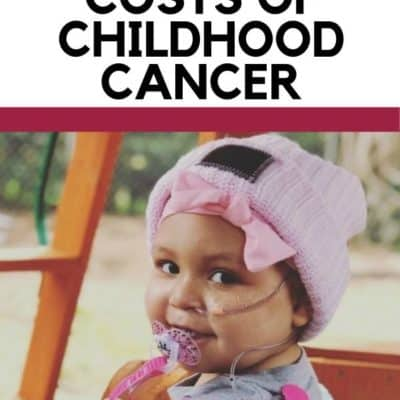 How to Deal with the Unexpected Costs of Childhood Cancer