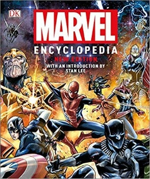 Marvel Encyclopedia: $24 (40% off)