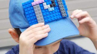 LEGO Cap – Create a Super Cool Cap using Real Bricks!