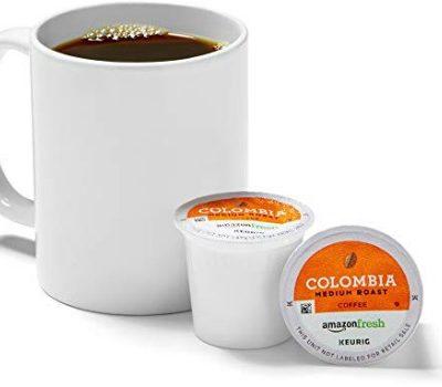 AmazonFresh Coffee K-Cups (80 ct.): $24.68 + FREE Shipping