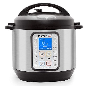 Instant Pot Duo Plus 60 9-in-1 Programmable Pressure Cooker (6 qt.): $55.99 (57% off) + FREE Shipping