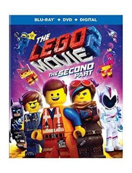 The LEGO Movie 2 Blu-ray-DVD Combo: $4.99