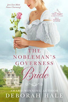 FREE Kindle Book: The Nobleman's Governess Bride (The Glass Slipper Chronicles Book 1)