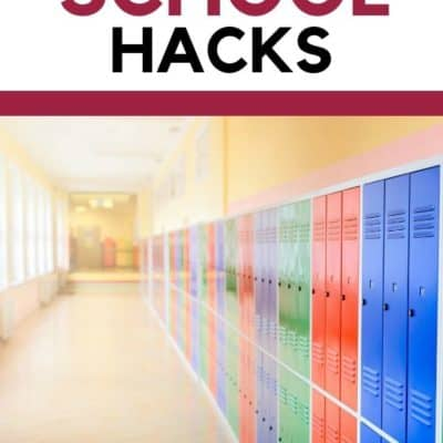 6 High School Hacks