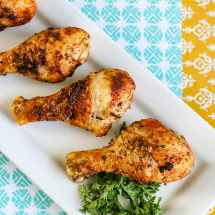 Air Fryer Chicken Legs Recipe