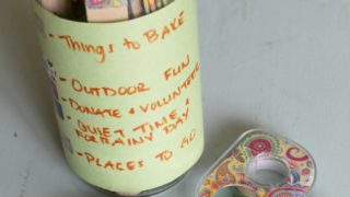 DIY Boredom Jar that Focuses on Giving Back