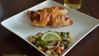 Grilled Southwestern Chicken