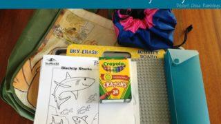 Kids Activity Tray