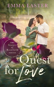FREE Kindle Book: Quest for Love (The Sisters of Rosefield Series Book 2)