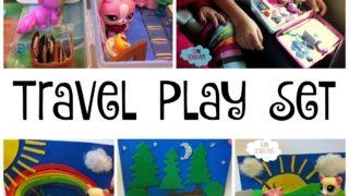 DIY Travel Play Set