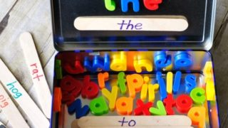 Word Building Travel Kit