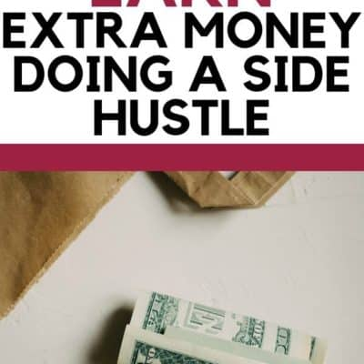 6 Ideas to Earn Extra Money Doing a Side Hustle