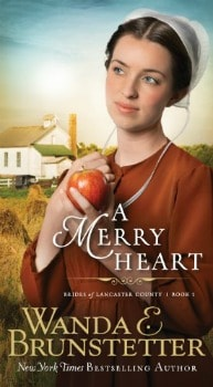 FREE Kindle Book: Merry Heart (Brides of Lancaster County Book 1)