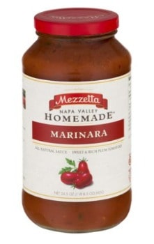Printable Coupon: $1.50 off Mezzetta Pasta Sauce + Walmart Deal