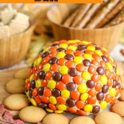 Reese's Pieces Peanut Butter Ball Recipe