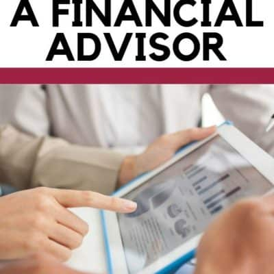 4 Reasons Why You Need a Financial Advisor