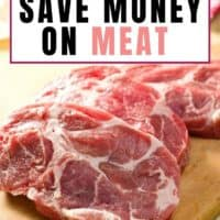 5 Tricks to Save Money on Meat