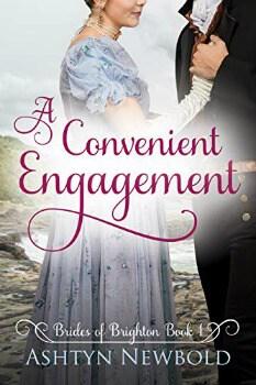 FREE Kindle Book: A Convenient Engagement (Brides of Brighton Book 1)