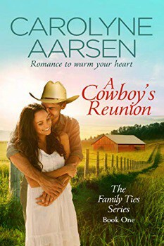 FREE Kindle Book: A Cowboy's Reunion (Family Ties Book 1)