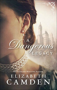 FREE Kindle Book: A Dangerous Legacy (An Empire State Novel Book #1)