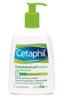 Cetaphil Daily Advance Ultra Hydrating Lotion (16 oz.): $6.15 + FREE Shipping