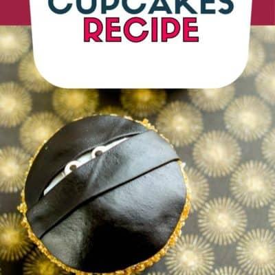 Ninja Cupcakes Recipe