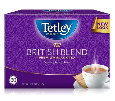 Printable Coupon: $1.50/2 Tetley Tea Product + Walmart Deal