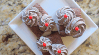 Try the Grey Stuff Recipe With Brownies